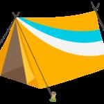 暖房費節約!室内テント生活のすすめ